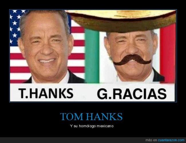 absurdo,g.racias,gracias,t.hanks,tom hanks