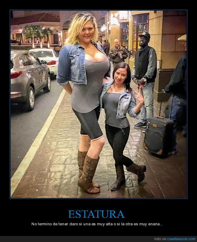 bajita,giganta,wtf