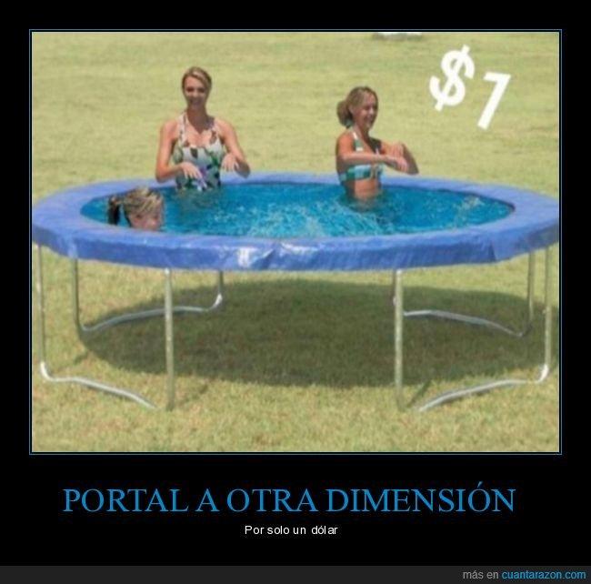 colchoneta,piscina,portal,wtf