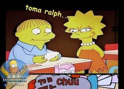Enlace a Sigue soñando, Ralph...