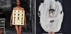 Enlace a Atuendos de la Semana de la Moda de París que están muy avanzados para nuestra época
