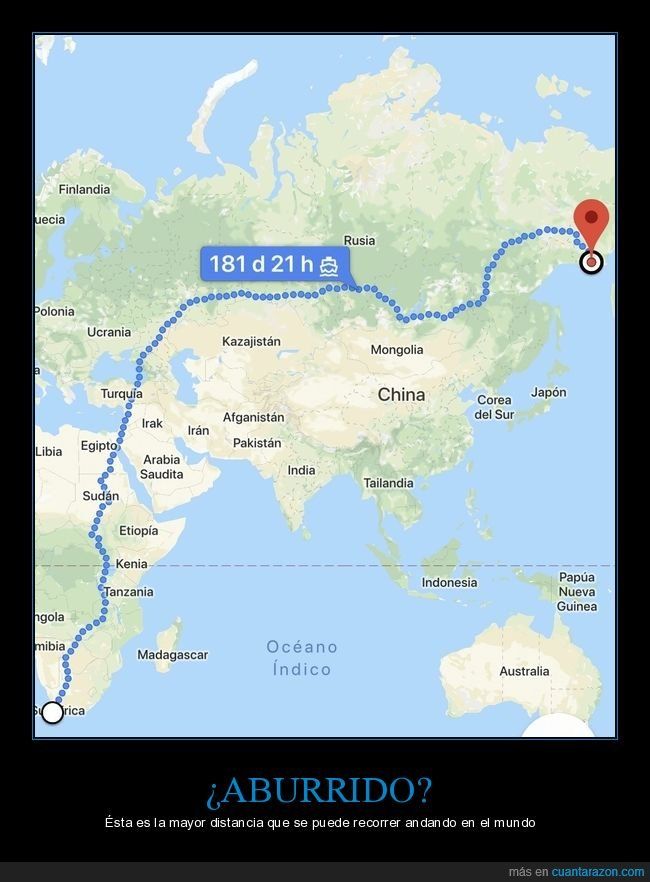 a pie,andando,distancia,mapa