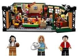 Enlace a Lego ha lanzado un set de la serie FRIENDS y uf, necesito tenerlo ya en mis manos