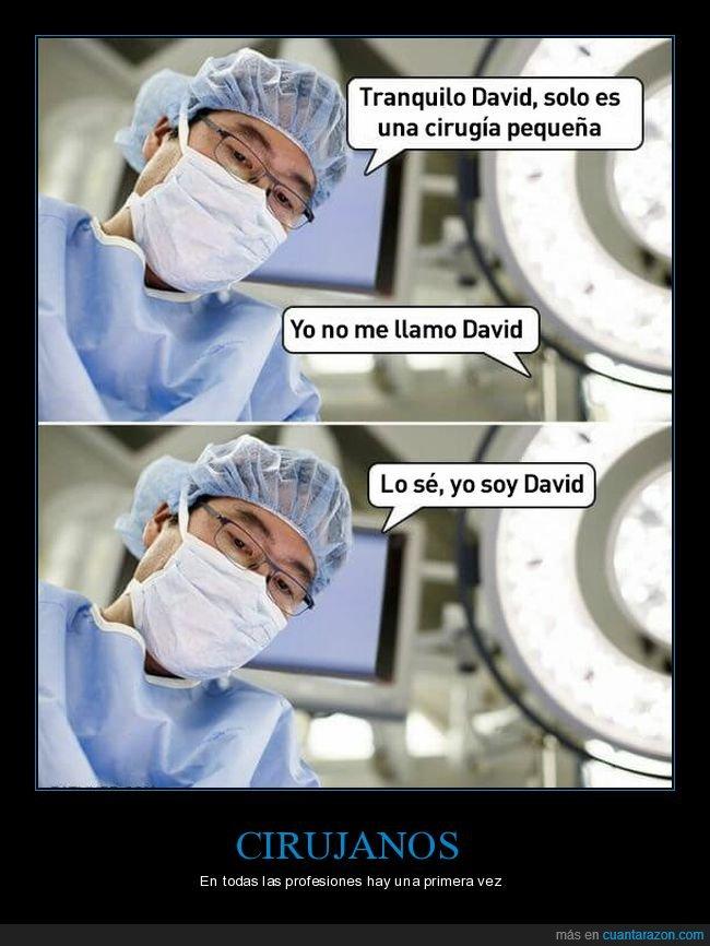 cirugía,cirujano,david,doctor,operar