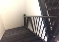 Enlace a 16 diseños de escaleras con muy mala leche que harán que te metas una ho*tia seguro