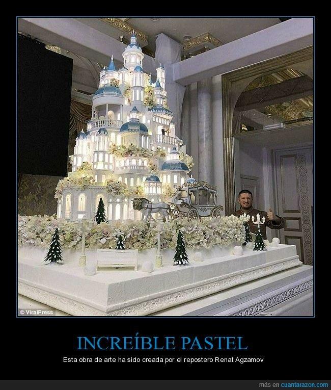 castillo,pastel,renat agzamov
