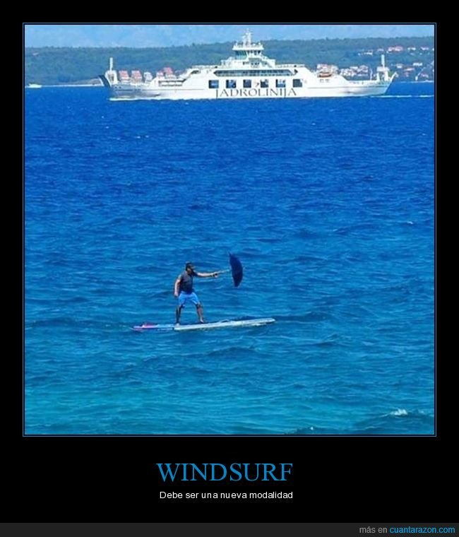 paraguas,surf,tabla,wtf