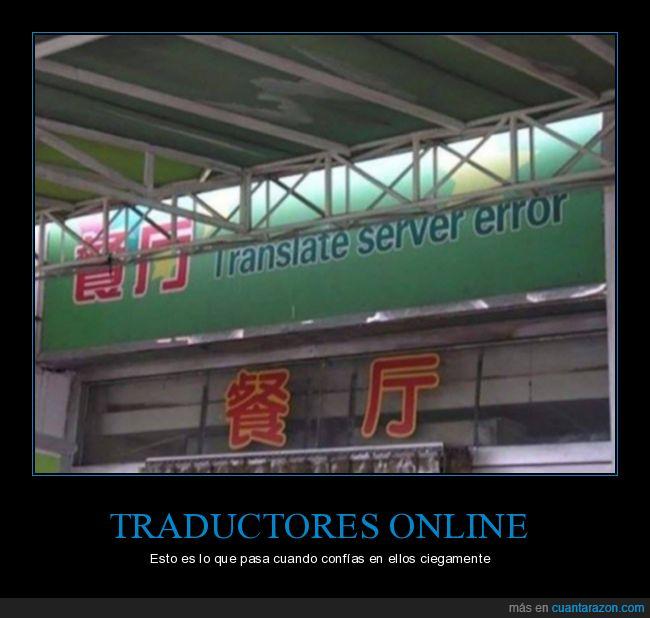 error,fails,traducción