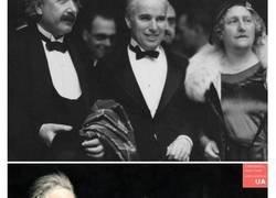 Enlace a Antiguas fotografías en blanco y negro de personas famosas que fueron llevadas a color