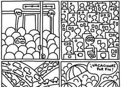 Enlace a Las ansiadas vacaciones