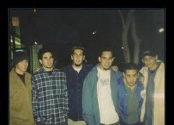 Enlace a Los inicios de Linkin Park