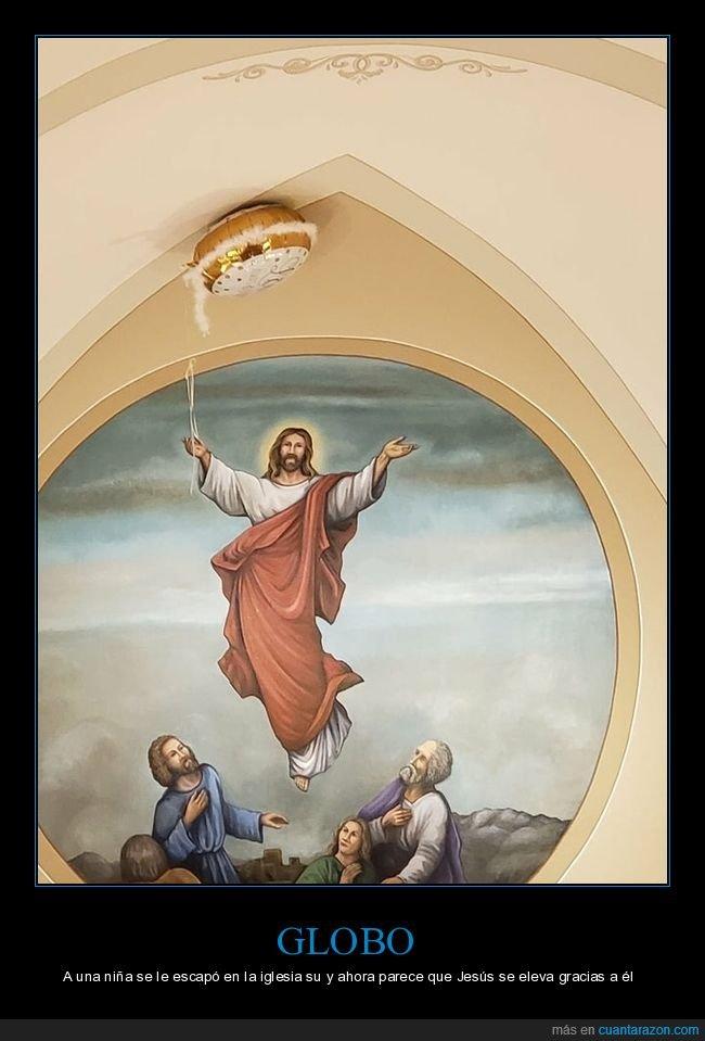 globo,iglesia,jesús