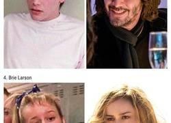 Enlace a Antes y después: Así eran estos actores famosos al inicio de sus carreras