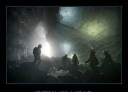 Enlace a En el interior del glaciar