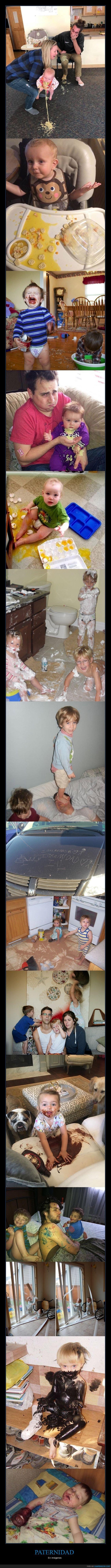 hijos,padres,paternidad