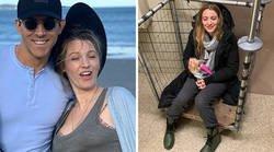 Enlace a Ryan Reynolds desea feliz cumpleaños a su esposa Blake Lively publicando sus peores fotos