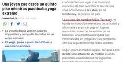 Enlace a Yoga de alto riesgo