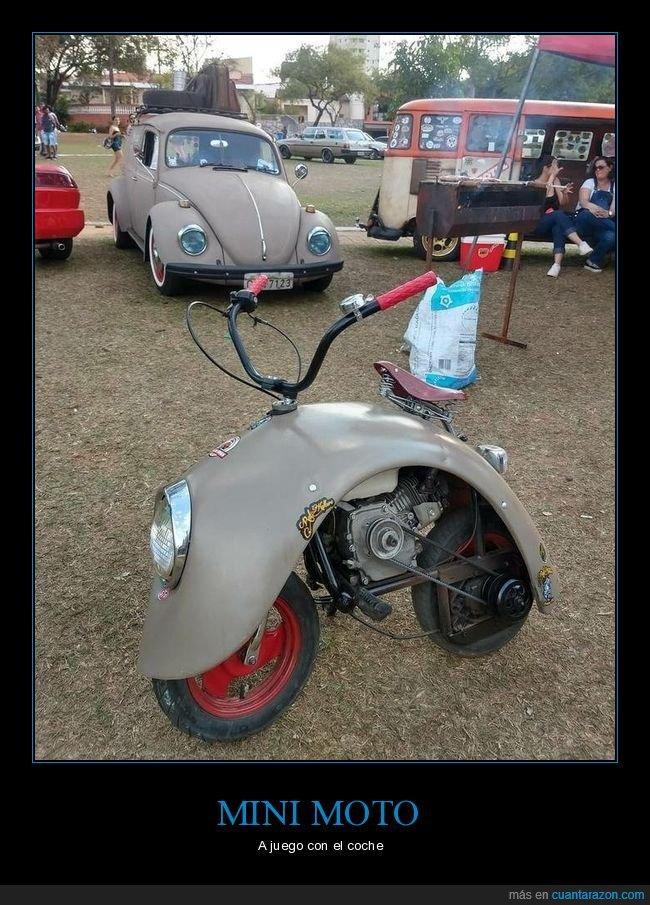 coche,escarabajo,moto,wtf