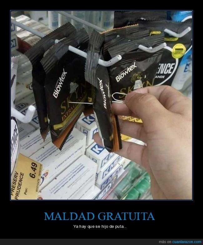 condones,pinchando,tienda,wtf