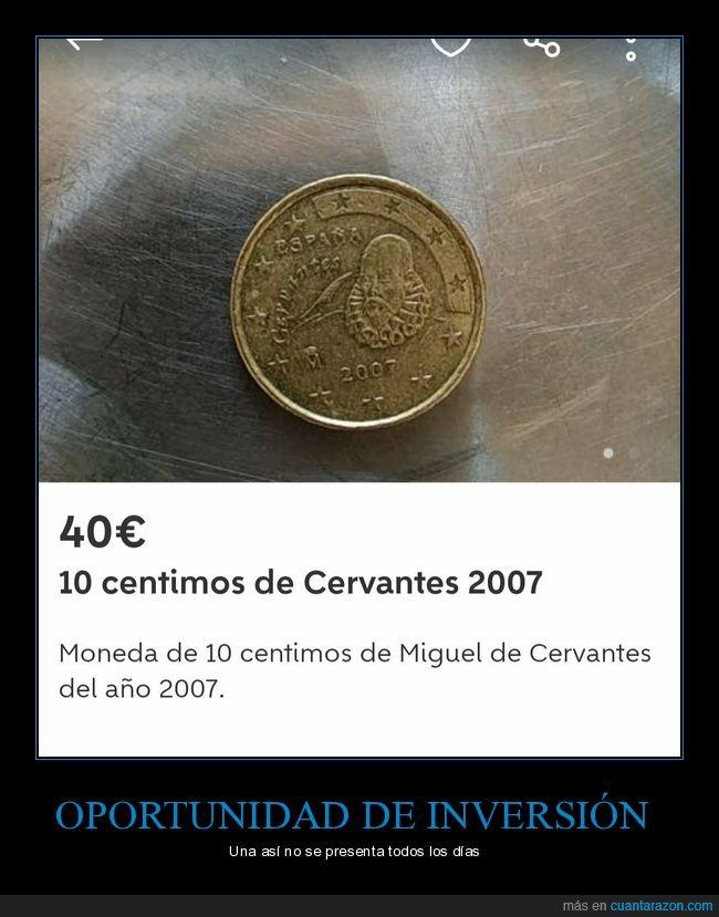 10 céntimos,2007,40 euros,anuncio,wallapop,wtf