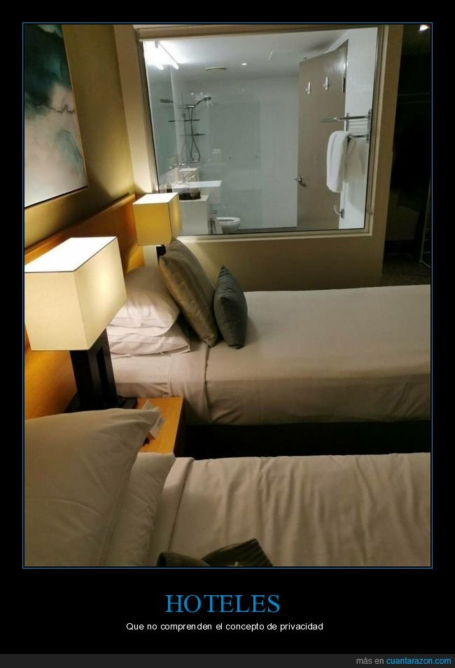 aseo,cristal,fails,hotel