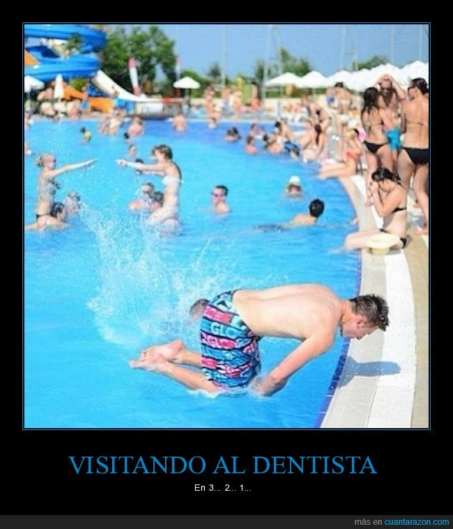 bordillo,fails,momento exacto,piscina,salto