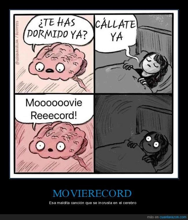 cerebro,dormir,movierecord
