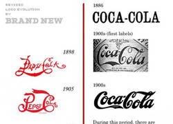 Enlace a Evolución de logos revisada