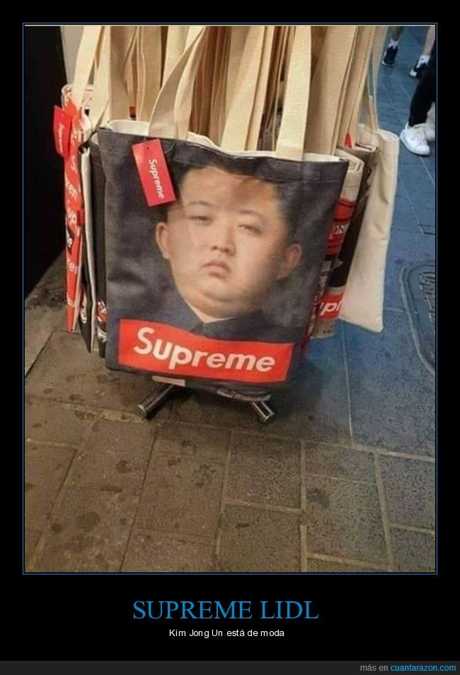 kim jong un,supreme,wtf