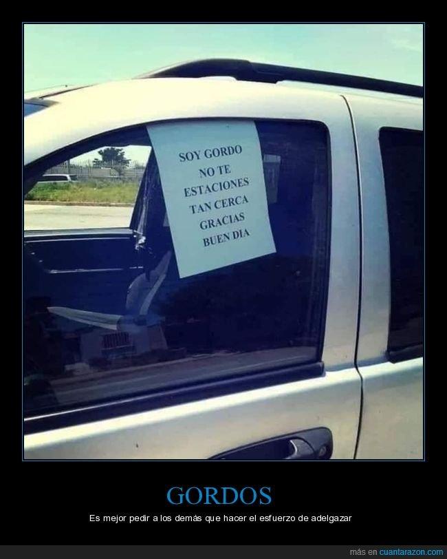 aparcar,cartel,cerca,coche