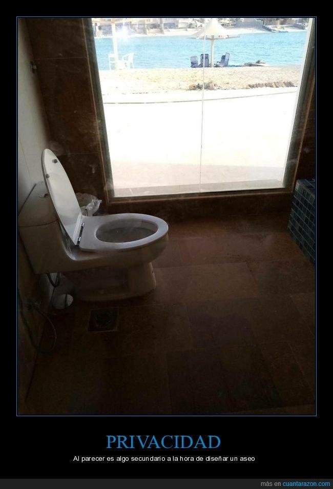 aseo,privacidad,ventana