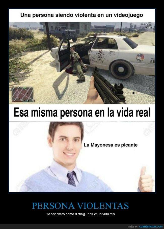 vida real,videojuegos,violencia