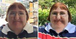 """Enlace a Los trolls dicen a esta mujer que es """"demasiado fea"""" para publicar fotos de su cara, y ella responde con 3 selfies"""