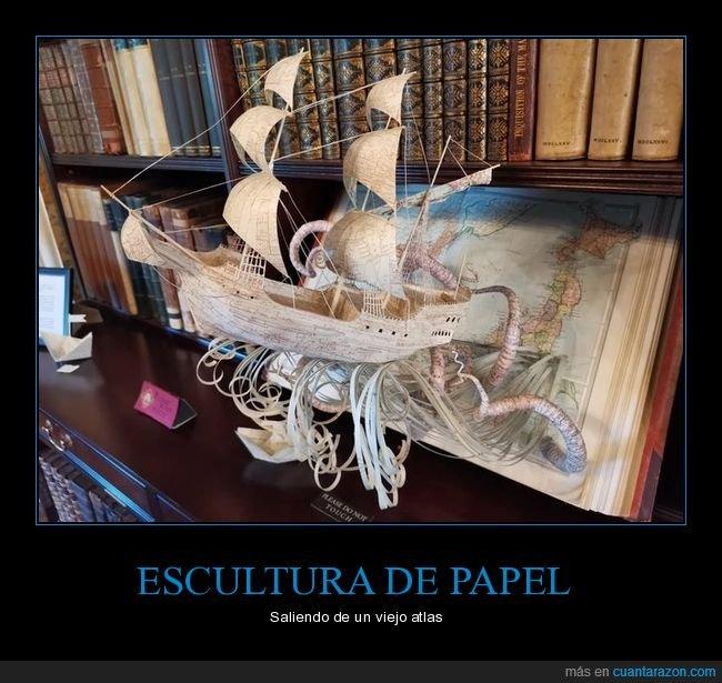 apel,atlas,barco,escultura