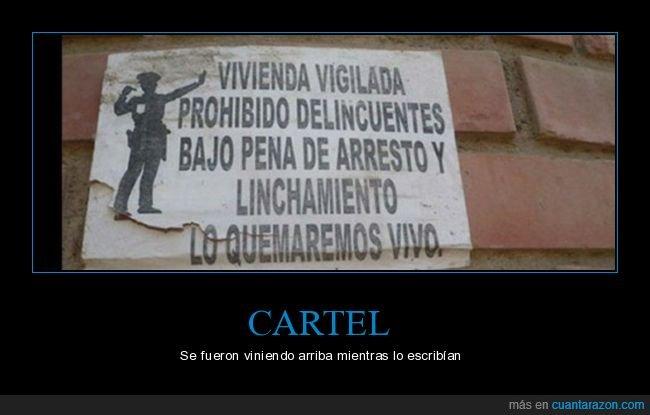 cartel,delincuentes,linchamiento,quemar,wtf