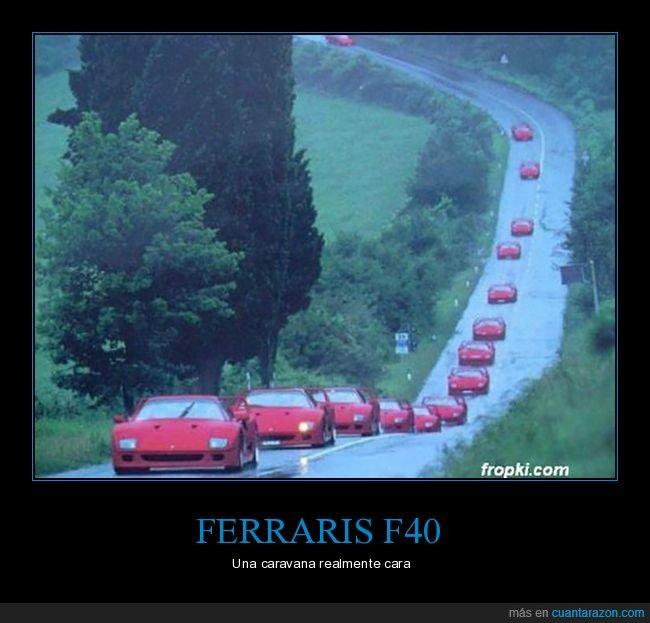 coches,ferraris,reunión