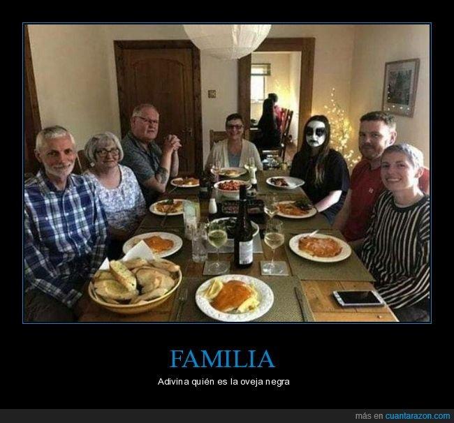 familia,oveja negra,wtf