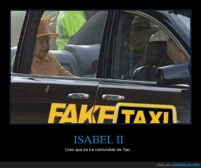 fake taxi,isabel ii