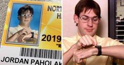 Enlace a Este instituto permitió que los estudiantes de último año se disfrazaran en la foto de sus carnets