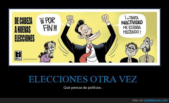 elecciones,políticos