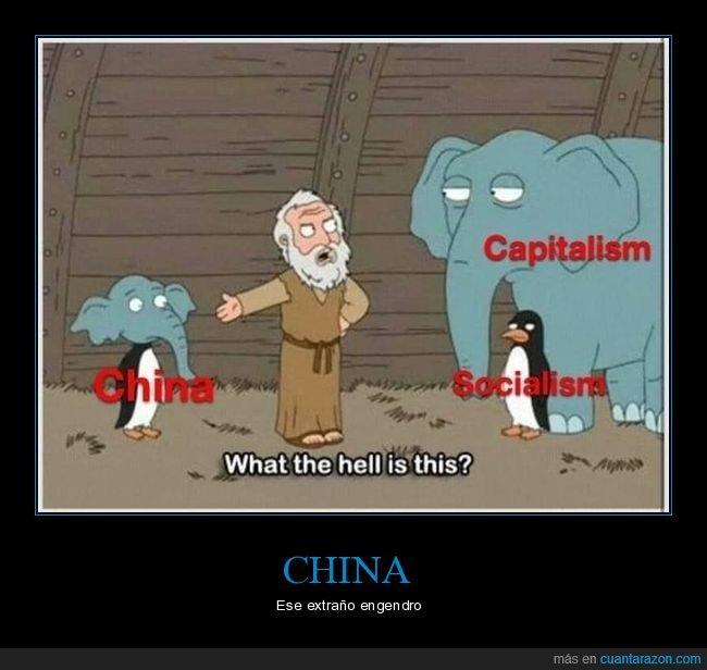 capitalismo,china,noé,padre de familia,socialismo