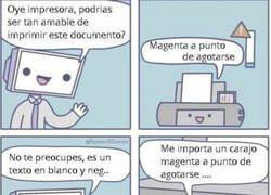 Enlace a La lógica de las impresoras
