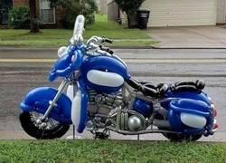 Enlace a Una moto de la que presumir