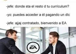 Enlace a Entrevista de trabajo en EA