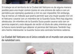 Enlace a Hechos sobre el Vaticano que no todo el mundo conoce