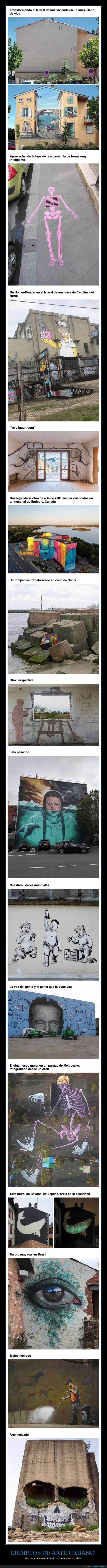 arte,arte urbano,calles