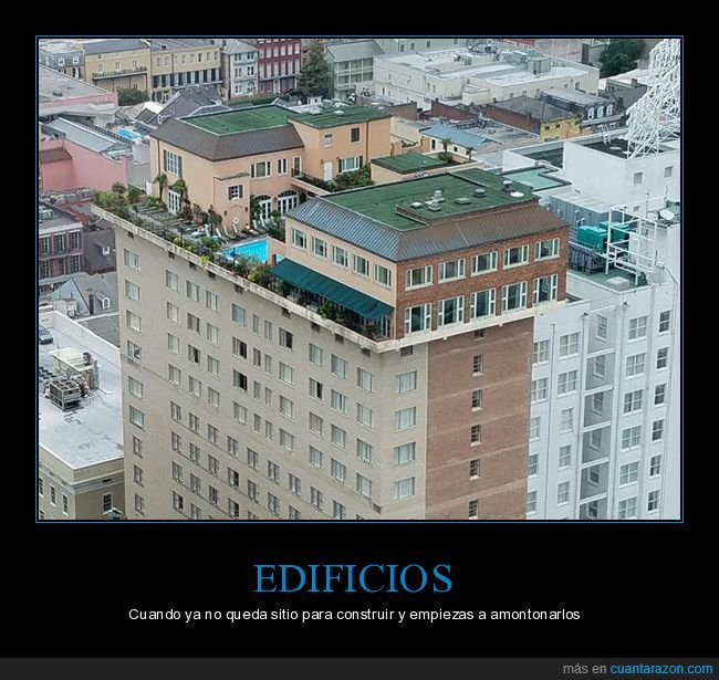 azotea,edificios,wtf