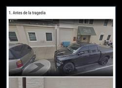 Enlace a Imágenes divertidas que fueron captadas por las cámaras de Google Street View