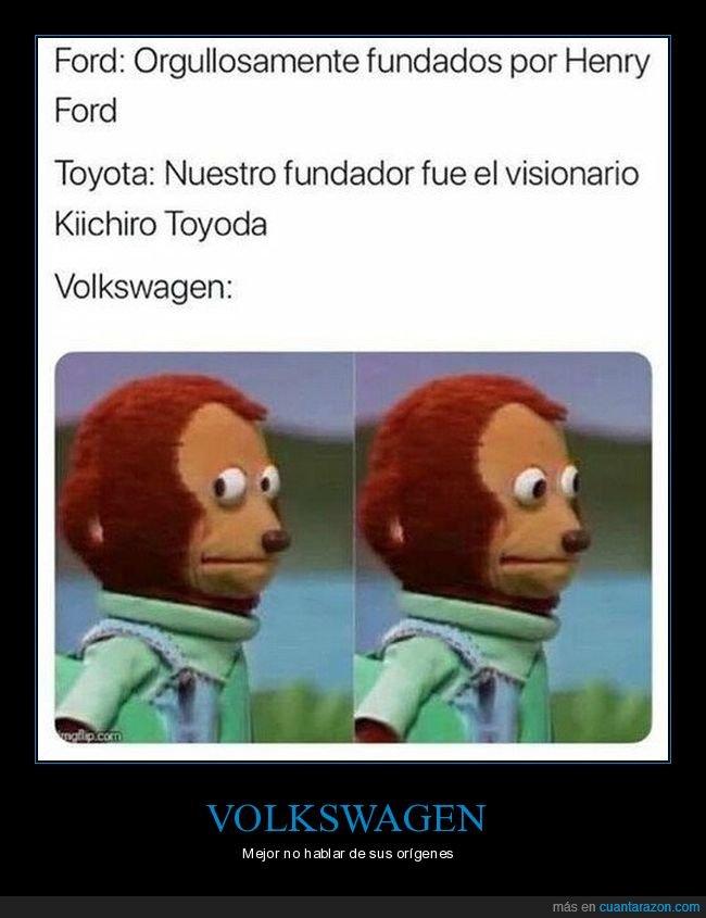 coches,ford,fundador,hitler,toyota,volkswagen