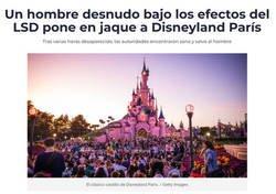 Enlace a Aventura en Disneyland